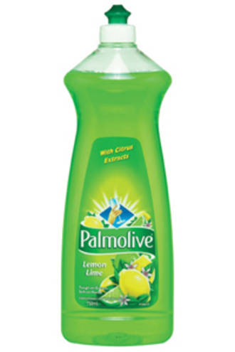 Palmolive Dishwash Lemon Lime Bottle 750Ml