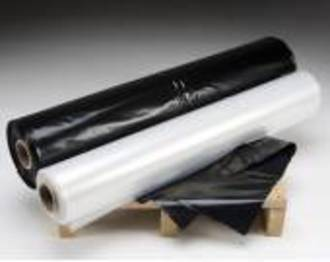 Builders and Agricultural Film - 2m x 50m x 125mu Black x 10rolls @ $54.00/roll