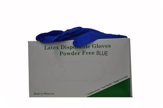 3100B Series  Latex Gloves