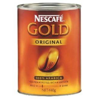 Nescafe Gold Instant Coffee, 440gm